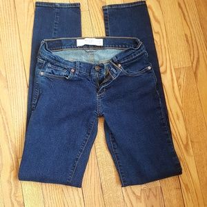 Abercrombie & Fitch Jeans Size 2L Perfect Strech